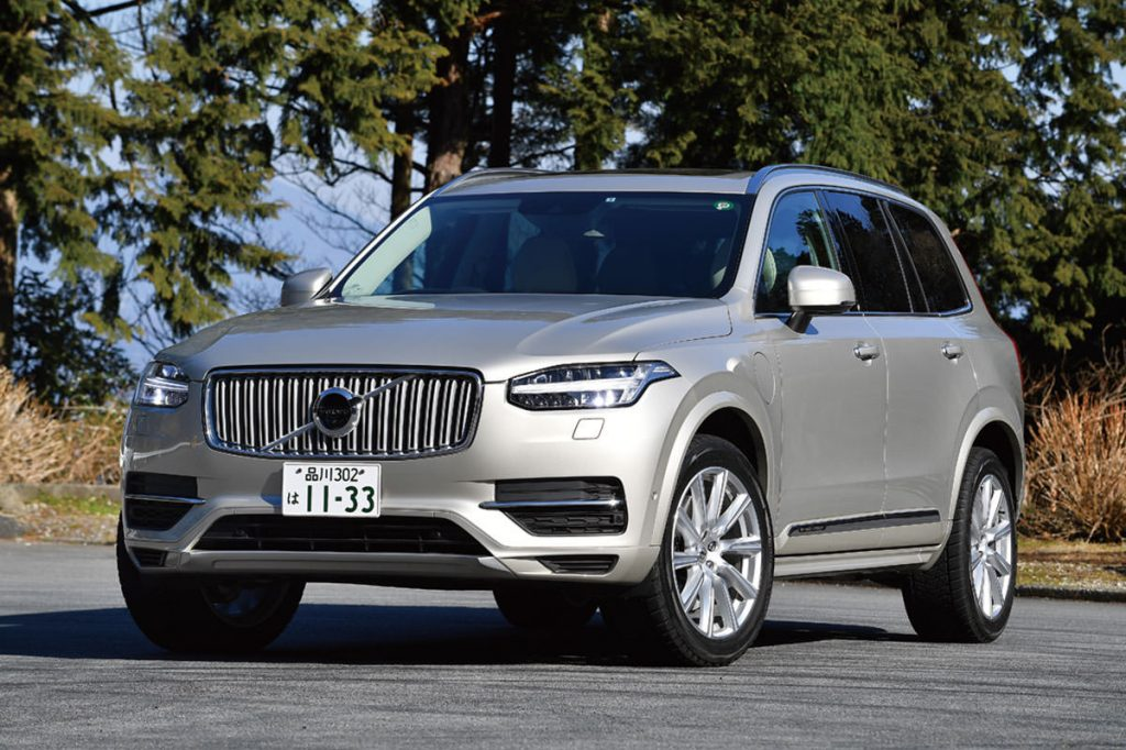 VOLVO XC90 T8 Twin Engine AWD Inscription画像